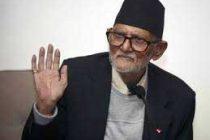 Former Nepali PM Sushil Koirala dies at 80