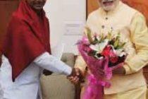 KCR meets PM, seeks special development package