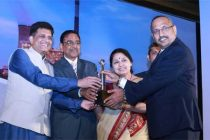 Power Grid Corporation of India Limited (POWERGRID) was felicitated at the 3rd Annual Economic Times Power Focus Summit