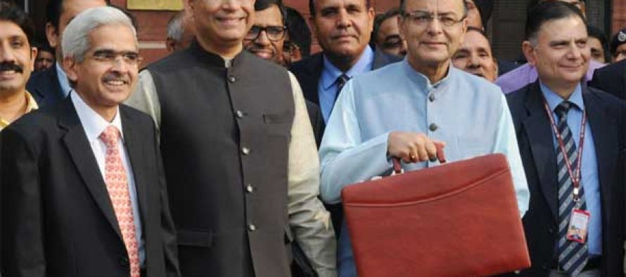 Rural economy takes top slot in 9 pillars of Jaitley's budget