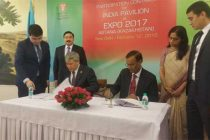 """India signed the Agreement on the participation in the """"EXPO-2017"""""""