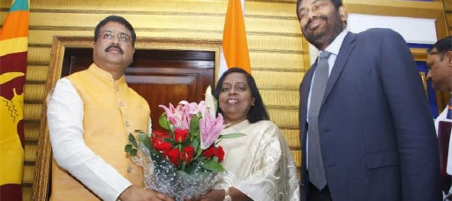 Indian Petroleum Minister Dharmendra Pradhan holds bilateral meeting with Bangladesh on energy issues
