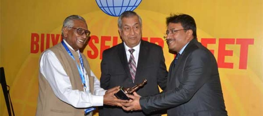 NTPC Awarded for Innovative Exhibition