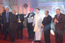 PFC receives the prestigious 'ICAI 2015' Award