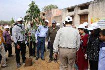 """Swachh Bharat Abhiyaan"" initiative by POWERGRID in Gurgaon"