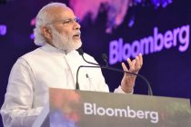 India's economy a bright spot due to good policies: Modi