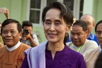 Aung San Suu Kyi appointed as Myanmar's foreign minister
