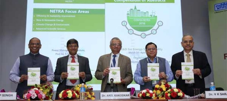 NTPC – NETRA R & D Conference for Energy Sustainability begins