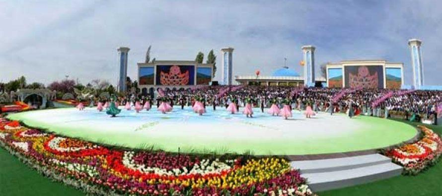 Speech of President Islam Karimov at the Grand Celebrations Dedicated to the Navruz Holiday