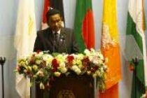 Maldives president arrives in India