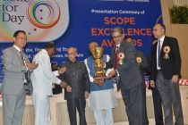 SCOPE Award for NSPCL