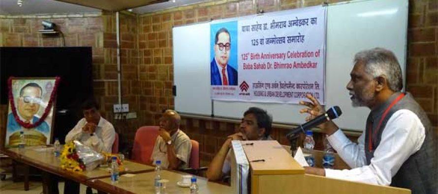 Celebration of 125th Birth Anniversary of Dr. BR Ambedkar and Swachhhata Pakhwada