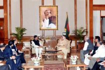 Visit of Dharmendra Pradhan Minister of State (I/C) for Petroleum and Natural Gas to Bangladesh