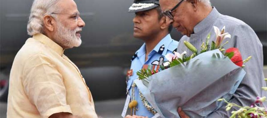 Modi says there is a mini India in Jammu and Kashmir