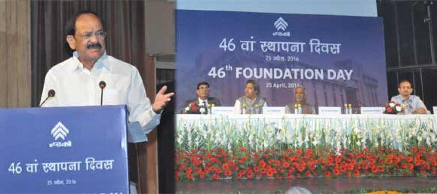 HUDCO Celebrates its 46th Foundation Day