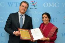 India ratifies WTO agreement to boost global economic integration