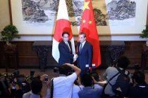 China, Japan FMs hold talks