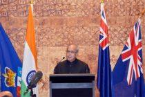 President Mukherjee invites New Zealand to join 'Make in India' initiative