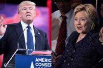 Trump leads bitter Presidency battle, may win