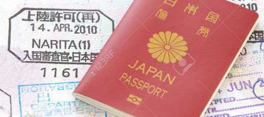 Japan to adopt news passport designs