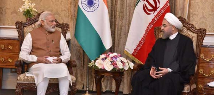 India, Iran sign bilateral accords on Chabahar port development