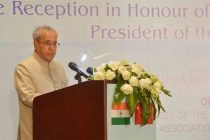 India and China are Poised to Play a Significant and Constructive Role in the 21st Century, Says President