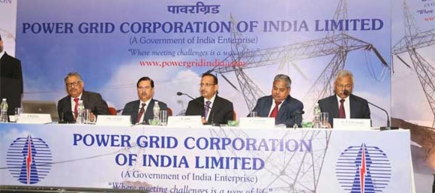 POWERGRID's Profit After Tax crosses Rs.6,000 crore