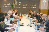Algeria, France discuss security, anti-terror cooperation