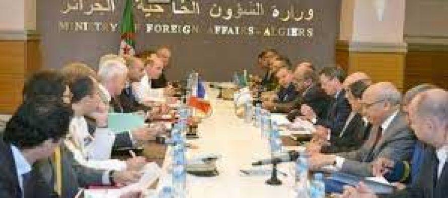 Algeria, France discuss security, anti-terror cooperation