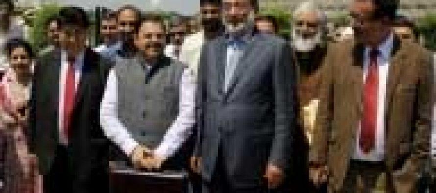 Kashmir budget proposes free schooling for girls