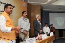 Pradhan launches portal of Indian Institute of Petroleum, Vizag
