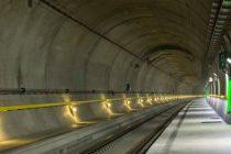 World's longest, deepest rail tunnel to open in Switzerland