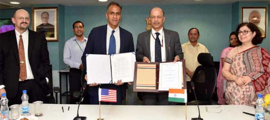 India & USA Signs MoU To Enhance Cooperation on Energy Security, Clean Energy & Climate Change