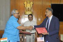 Exchange of terrorist screening information Arrangement between India and USA signed