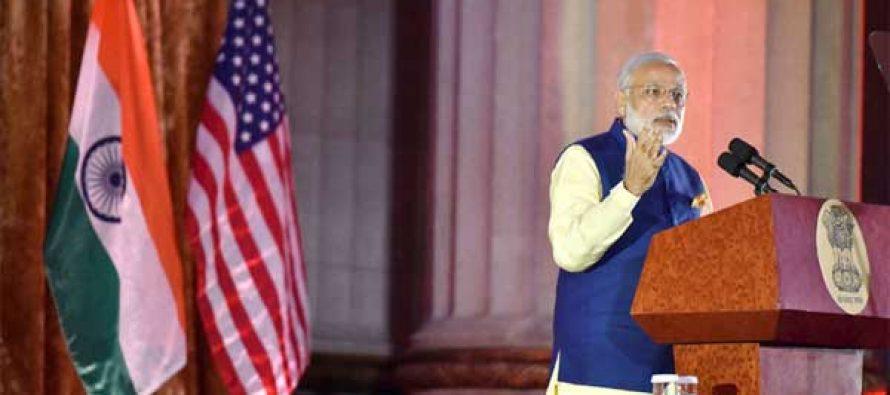 US innovation, Indian human resource a win-win combo: Modi