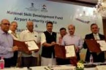 AAI inks MoU for skill development initiatives