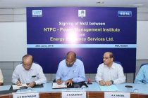 NTPC-PMI and Energy Efficiency Services Ltd. (EESL)