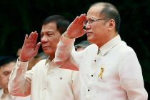 Rodrigo Duterte sworn-in as new Philippine President