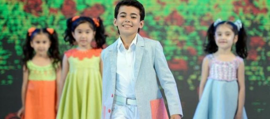 """Uzbekistan: Festival of Children's Fashion """"Bolajonlar – Shirintoylar"""" in Tashkent"""