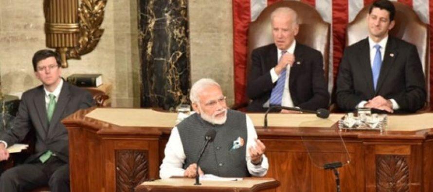 US India's indispensable partner : PM Modi
