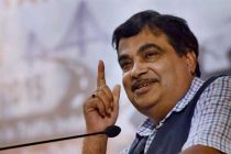 Gadkari lays foundation for India's first multi-modal logistic park in Assam
