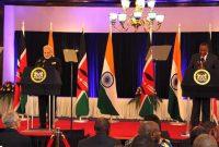 Kenya valued partner of India, says Modi