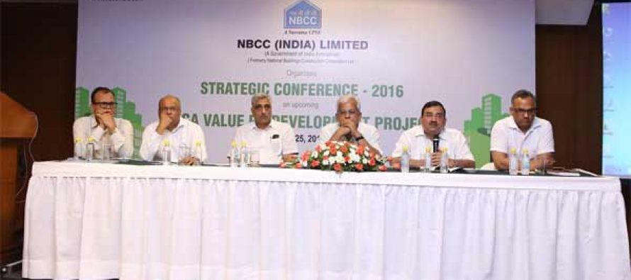NBCC Organized Strategic Conference