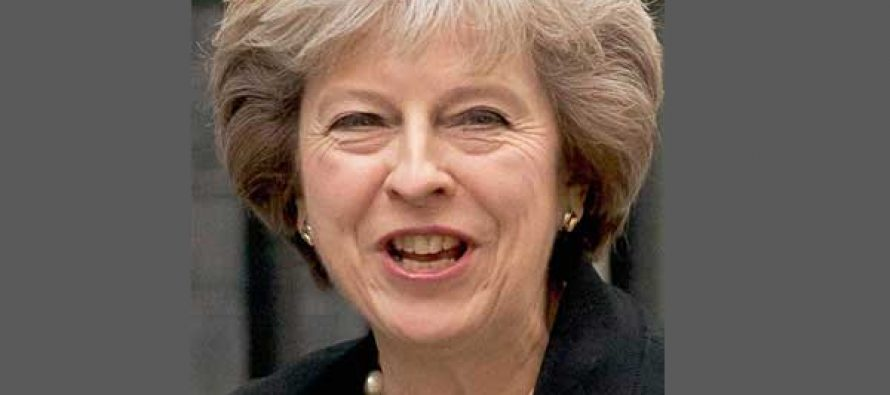 Britain's new PM forms cabinet