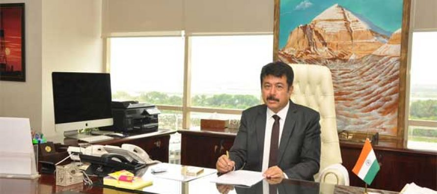 Utpal Bora takes over as CMD, Oil India Limited