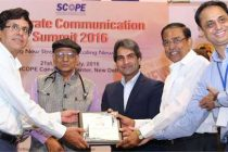 POWERGRID  bags  two  Prizes  at  SCOPE Corporate Communication Excellence Awards
