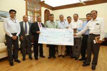 "REC contributes Rs 25 crore towards ""Swachh Bharat Kosh"""