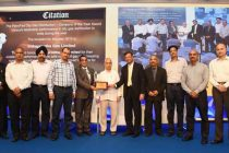 IGL presented City Gas Distribution Company of the Year Award