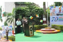 Oil India Limited celebrates 70th Independence Day