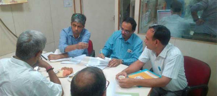 World Bank Team Survey Self Help Group (SHG) in PNB